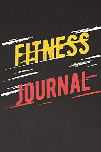 Fitness Journal: Workout Lined Notebook V13 por Dartan Creations