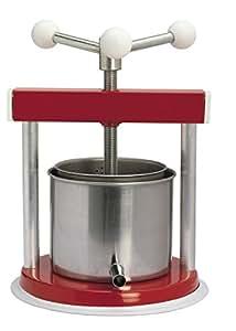 Torchietto premitutto cuisine en acier inoxydable 33 cm