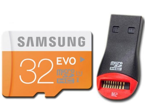 Samsung 32GB Class 10 Micro SDHC Memory Card For Samsung Galaxy S5, Samsung Galaxy S5 Mini, Samsung Galaxy S4, Samsung Galaxy S4 Mini, Samsung Galaxy Ace 3, Ace 2, Samsung Galaxy Note 3, Note 2, Samsung Galaxy S3, Samsung Galaxy K Zoom, Samsung Galaxy S3 Mini, Samsung Galaxy Fame, Samsung Galaxy S4 Zoom, Samsung Galaxy S4 Active, Samsung Galaxy TABLETS By UkMobileAccessories