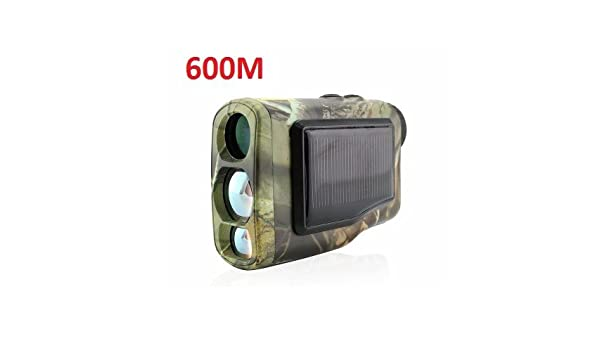 Gowe 600 m solar panel camouflage military grün teleskop glas typ