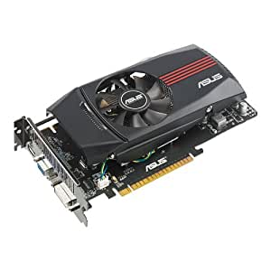 Asus nVIDIA 3D GeForce GTX 550 TI DirectCu Graphics Card (1GB)