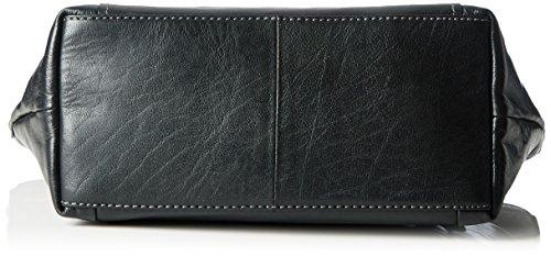 GERRY WEBER  Lugano Handbag M, Sacs portés main femme Noir (noir 900)