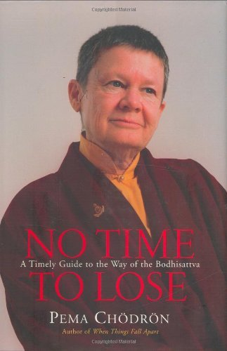 No Time to Lose: A Timely Guide to the Way of the Bodhisattva by Pema Chodron (2006-01-06)