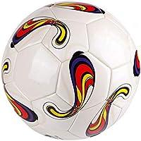 C.N. Football en Cuir PU Machine à Coudre en Cuir Articles de Sport de Football,Couleur,1