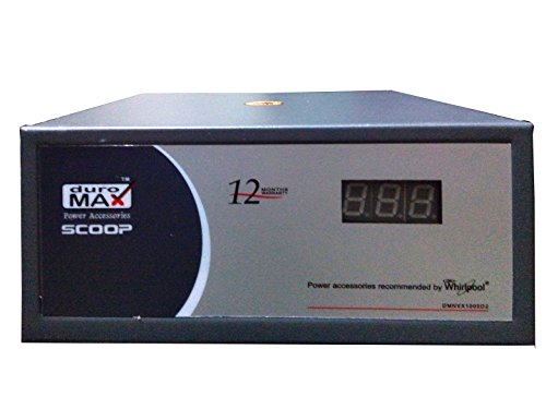 Whirlpool Metal Duromax Refrigerators Stabilizer Upto 450 L  Blue Grey