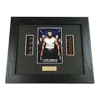 Xmen Origins Wolverine Film Cell Framed