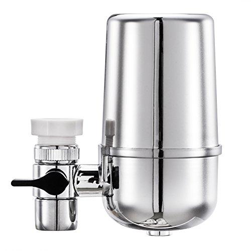 JIANFA Grifo Filtro de agua cartucho de filtro de agua del grifo...