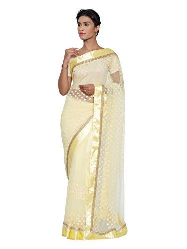 Mahotsav Women's Emblished Sarees (9371 B)  available at amazon for Rs.2360