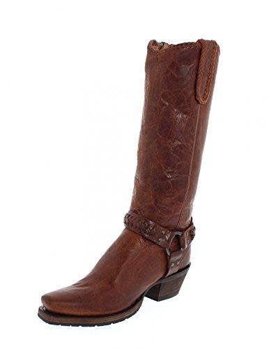 Lucchese Stiefel Braun (Lucchese Stiefel Tammy Braun Damen Fashion Stiefel)