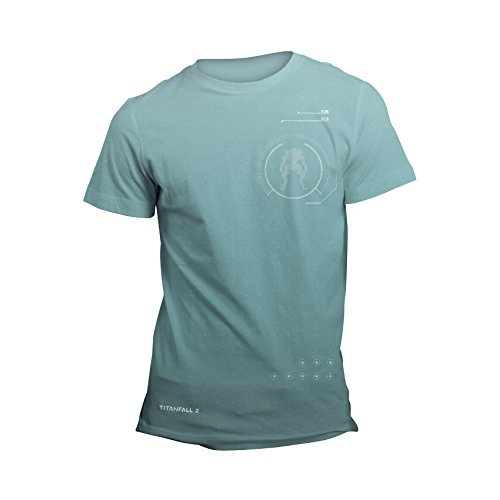 Produktbild Titanfall 2 Official Titan T-Shirt - Small