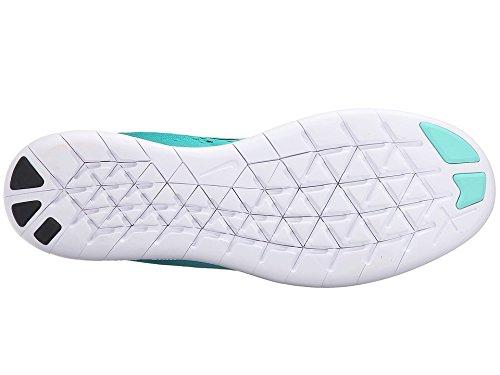 Nike Free Rn, Chaussures de Running Homme, Vert Turquesa (Hyper Turq / Black-Rio Teal-Volt)