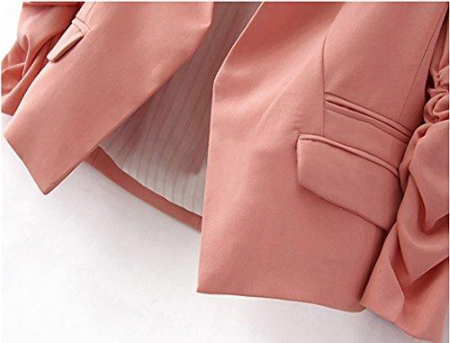 JIURUN - Giacca da abito -  donna Rosa