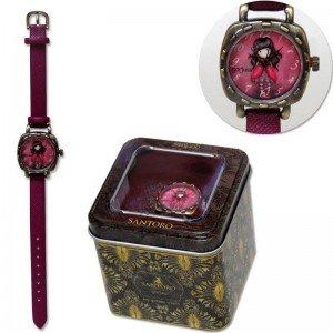 Reloj de pulsera calidad premium con caja de Gorjuss ' Ladybird' 2/24