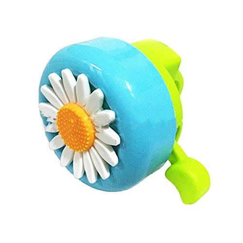 DK-tre Fahrradklingel, einfache Sonnenblume, niedliche Sonnenblumenform, tolles Geschenk für Mädchen und Jungen (Schnelle N Einfache Kostüm)