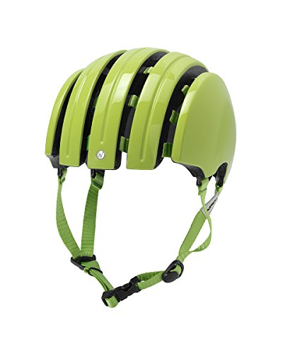 Carrera  Fahrradhelm Foldable Basic, Limette, 55-58, E004666DX5558