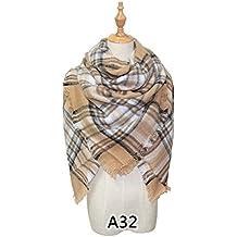 XBR l imitazione di Scialli Fashion Scozzese Sciarpa Imitazione Cashmere  Scialli Sciarpa Burberry afa88f4ce763
