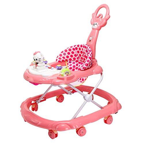 Tiffy & Toffee Morning Star Baby Walker (Rose Pink)