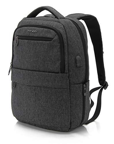 Backpack Laptop Tourer Grey Magix