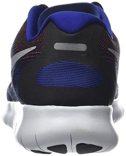hot metallic Silver Laufschuhe Herren Free Royal deep Punch Blue 2017 Mehrfarbig Black RN Nike SH701qwyOq