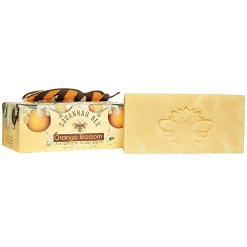 Savannah Bee Honey Bar Soap Orange Blossom 170g -