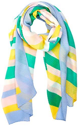 PIECES Damen PCSUMMER Long Scarf Schal, Mehrfarbig Candy Pink, (Herstellergröße: One Size)