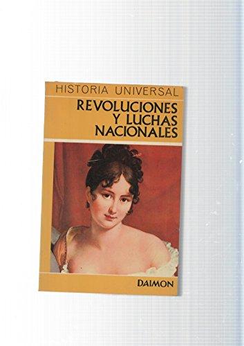 Historia Universal num. 10: Revoluciones y luchas nacionales