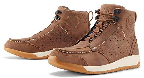 Icon Truant 2moto equitazione scarpe marro