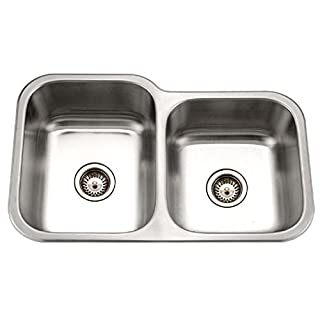 Medallion Classic 60-40 Double Sink