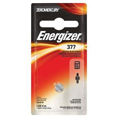Energizer 377/3761.55V oxyde d'argent