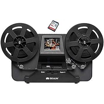 Somikon Filmscanner: HD-XL-Film-Scanner &: Amazon.de
