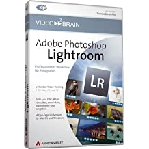 Adobe Photoshop Lightroom - 5 Stunden Video-Training auf DVD: Professioneller Workflow für Fotografen - 5 Stunden Video-Training auf DVD (AW Videotraining Grafik/Fotografie)