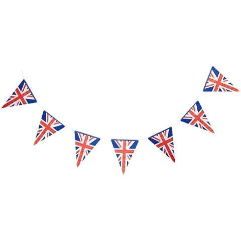 CDC Imports Ltd - Bandierine inglesi - Compleanno Banner Misure