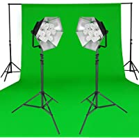 Chromakey Greenscreen Studioset Daylight 1750/1750