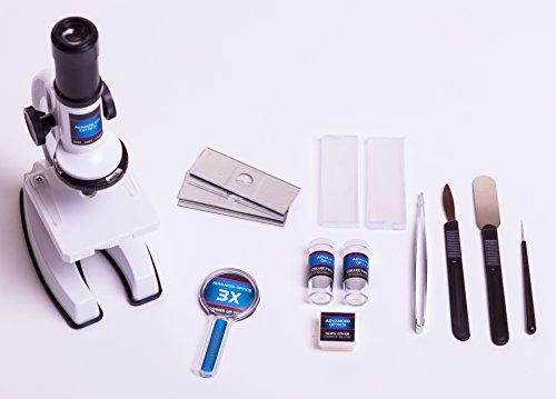 65 teiliges Mikroskop Set mit 200/600/1200 Objektiv -Limited Edition