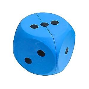 First-Play fpr003Espuma Dados, Azul, 15cm