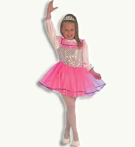 Prima Ballerina Kinder Kostüm Mädchen Gr (Jungen Für Ballerina Kostüm)