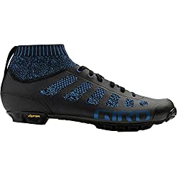 Giro Empire Vr70 Knit MTB, Zapatos de Bicicleta de Montaña para Hombre, (Midnight Blue 000), 41 EU