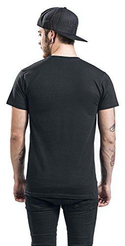 Suicide Squad Harley Quinn - Pose T-Shirt Schwarz Schwarz