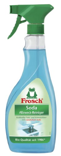 Frosch Soda Allzweckreiniger, 2er Pack (2 x 500 ml)