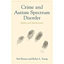Crime and Autism Spectrum Disorder