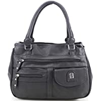 7ed4bc806ece LeahWard® Women s 2 Compartments Cross Body Bags Quality 3 Compartments  Grab Bag Shoulder Handbags CW168
