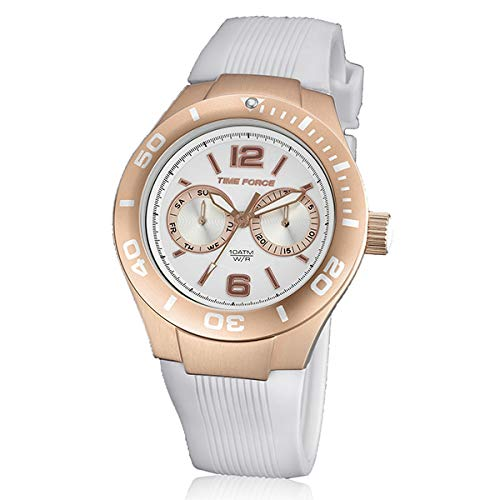 Time Force Montre à quartz Woman tf4181l1141.0mm