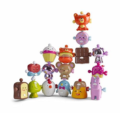 Wizies- Pack de 16 figuritas (Famosa 700014281)
