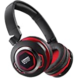 Creative Sound Blaster EVO - Auriculares de diadema cerrados Bluetooth, negro