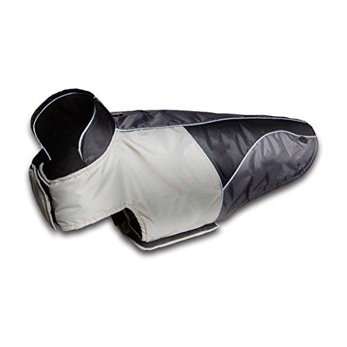 LANA Pet Jacken, Verdicken, Plüsch, Hundebekleidung, Hundewärmer, Golden Retriever, Rado, Jacken (Color : Grey, Size : XL) -