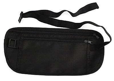BagBase Ceinture/tour de taille/sac banane en noir [Apparel]
