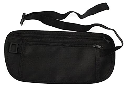 Bagbase Belt / Waist / Bum Bag in Black [Apparel]