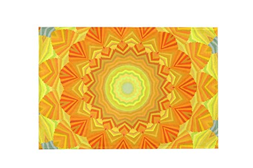 Sunshine Large Area Rugs,Dirty Children's Carpets for Living Roooms,Bedrooms,Children's Doormats 183x122cm/72x48in - 72 Teppich Läufer 24