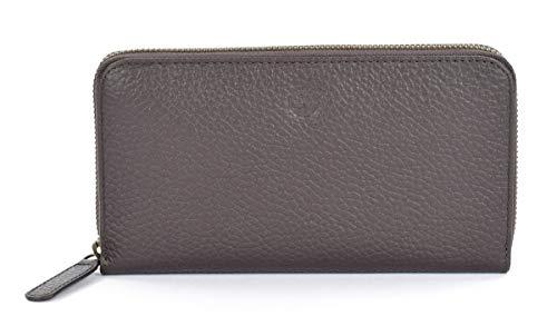 Timberland portafoglio donna con zip m4411 (marrone)