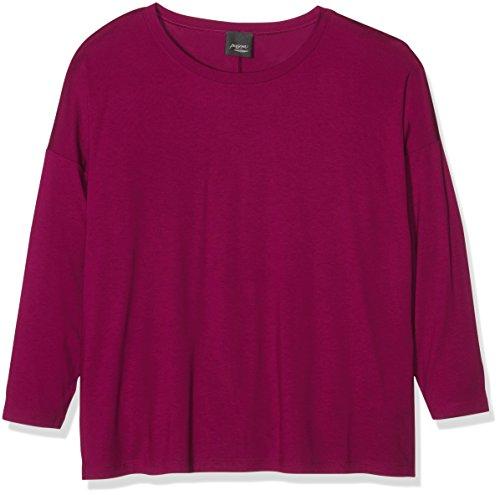 persona-by-marina-rinaldi-vasto-t-shirt-femme-rouge-041-bouganville-scu-l